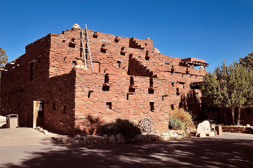 The Hopi - From Abby's Point of View